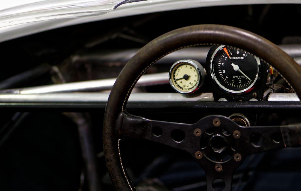 Schöne Arbeitsplätze – Porsche 909 Bergspyder