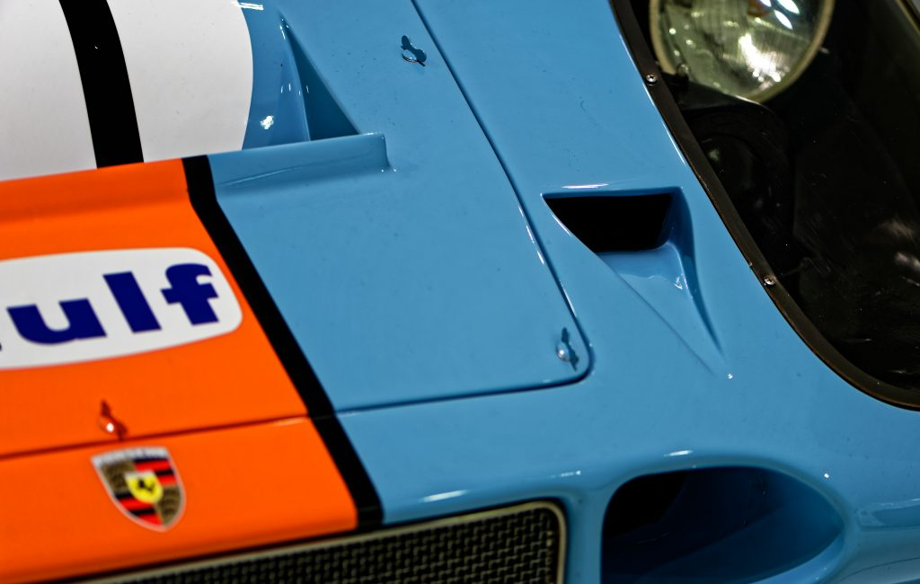 Schöne Arbeitsplätze – Porsche 917